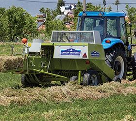 آلات للحصاد
